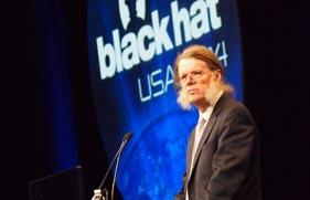 In-Q-Tel公司的首席信息安全官Dan Geer