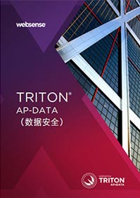 TRITON AP-DATA(数据安全)